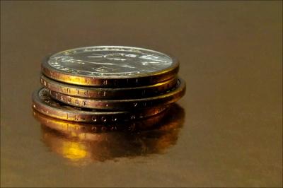 Coins by Carlos Porto
