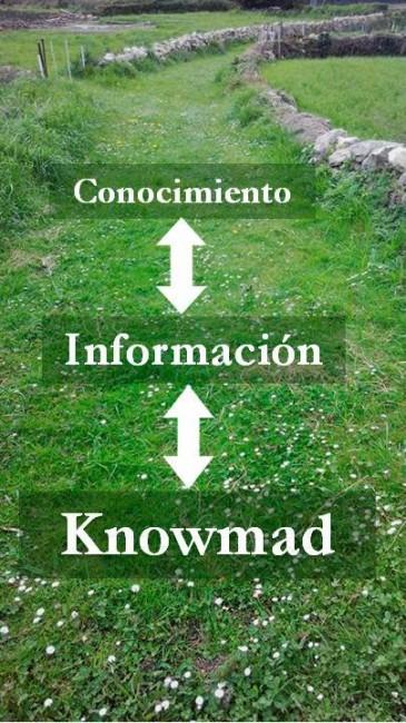 """""""Hacia el conocimiento"""" por Julio Aedo"""