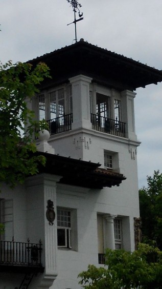 Torre palacio
